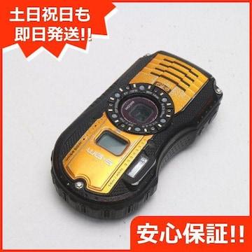 ●安心保証●美品●WG-5 GPS オレンジ●
