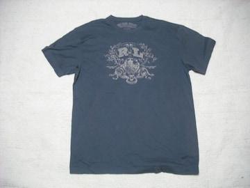 63 男 ラルフローレン 半袖Tシャツ L