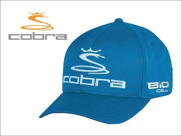 cobra キャップ(子供用) YOUTH PRO TOUR FLEXFIT CBRA2050-BLAS