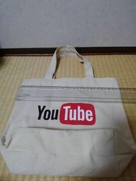 ユーチューブ小型キャンパスバッグ