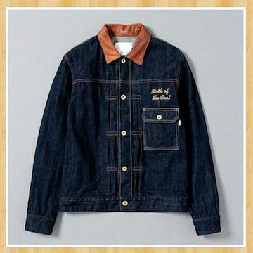 購入3万円 Deluxe Clothing デラックス デニムジャケット S 1st