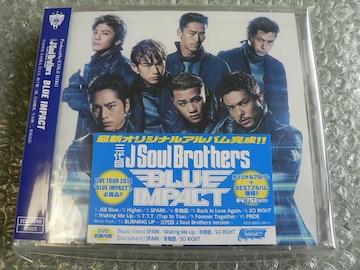 新品/三代目 J Soul Brothers【THE BEST/BLUE IMPACT】2CD+2DVD