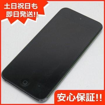 ●安心保証●美品●iPod touch 第6世代 32GB スペースグレイ