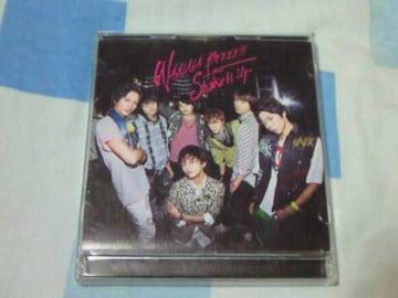 CD+DVD Kis-My-Ft2 WANNA BEEEE!!!/Shake It Up 初回限定盤