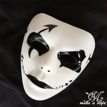 ヒップホップ ダンス マスク お面 仮面舞踏会 ハロウィン 428