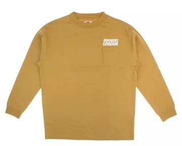Roundel London ロングスリーブ ポケット Tシャツ L