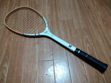 カワサキ ニューナンバーワン S-NO1500 軟式テニスラケット