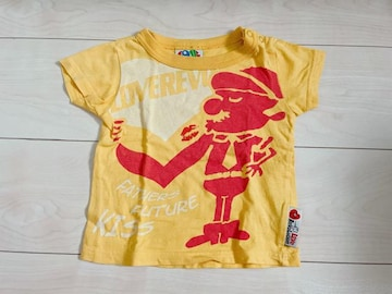 ラブレボ★半袖Tシャツ 80