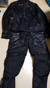 ワークマン ライディングジャケットパンツセット