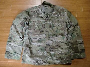 アメリカ軍 ARMY マルチカモ BDU ミリタリージャケット M