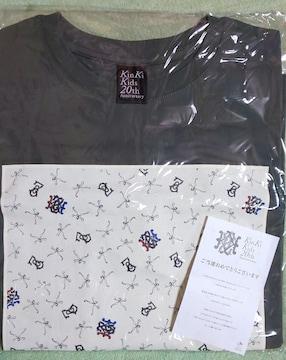 KinKi Kids★20th Anniversaryキャンペーン★Tシャツ