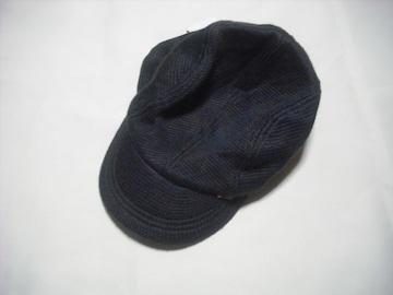 mn12 男 BILLABONG ビラボン ニット野球帽 S-Mサイズ 茶紺