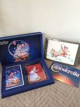 ディズニー シンデレラ ビデオギフトセット 30,000セット限定品 中古