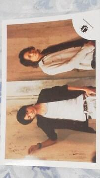 特価未使用美品キスマイ 二階堂&横尾ツーショット Jr.時代公式写真1枚