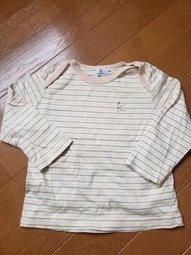 ☆新品同様☆組曲☆長袖Tシャツ☆70〜80