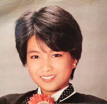 堀ちえみ&チェッカーズ【月刊明星1985年2月号付録ポスター】