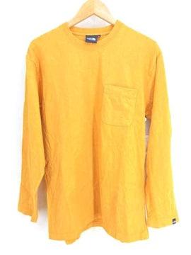 THE NORTH FACE(ザノースフェイス)L/S GD Heavy Cotton TeeクルーネックTシャツ