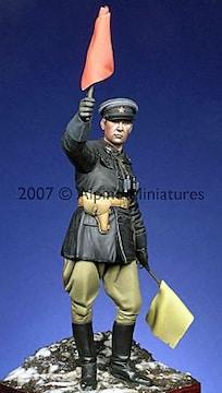 ソ連軍 1/16 戦車兵 アルパイン