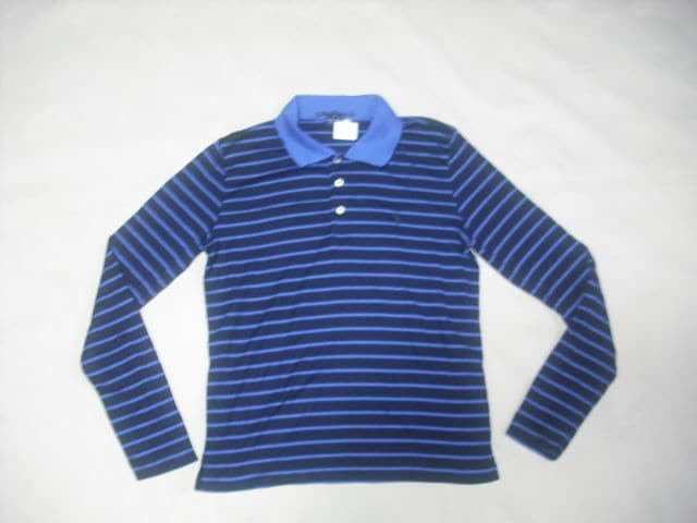 wr508 女 Ralph Lauren ラルフローレン 長袖ポロシャツ Sサイズ  < ブランドの
