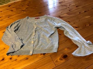 薄着羽織りカーディガン160