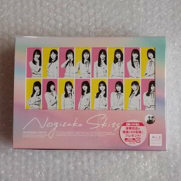 乃木坂46 ノギザカスキッツ Blu-ray box ブルーレイ