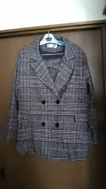 新品*大きいサイズ*温かいスーツ  < 女性ファッションの