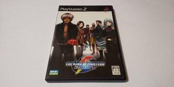 PS2/【送料180円】ザ・キングオブファイターズ2001【説明書付】★即★
