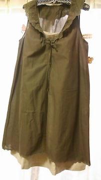 新品SM2スカラップレース羽織りロングカーディガン