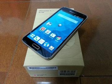 即落/即発!!美中古品 SC-04F Galaxy S5 ピンク