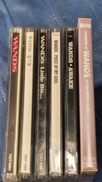 WANDS(ワンズ) アルバム6枚セット
