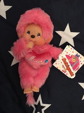 くたっと モンチッチ  S size ピンク 限定品