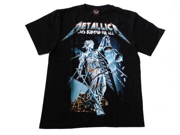 メタリカ METALLICA  バンドTシャツ  152 L