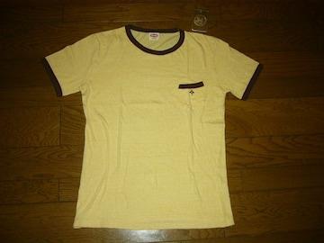 新品BACKBONEバックボーン12カットソーLトリムポケTシャツ