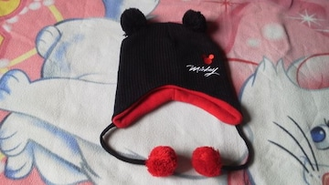 新品☆ミッキー帽子