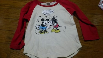 Mickey★キッズ★ロンT★size100