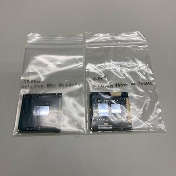 Celeron B800 P4600 CPU2個セット