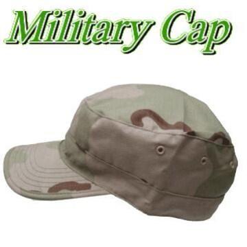 送料無料 M447 ミリタリー キャップ コットン 混 cap 帽子 砂漠