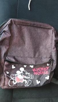 ミッキーマウス リュック デイパック anello風