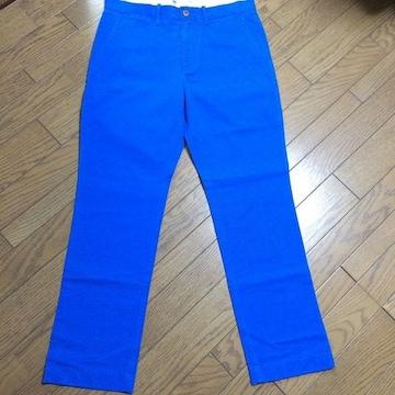 新品J.CREW ユーズド加工パンツ ジェイクルー