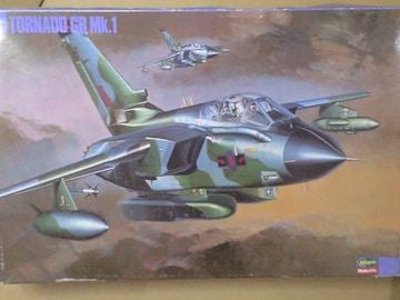 1/72 ハセガワ パナビア トーネード Gr Mk.1 イギリス/サウジアラビア空軍