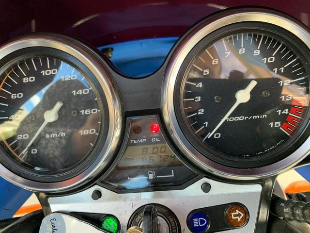 ホンダCB400SF VTEC < 自動車/バイク
