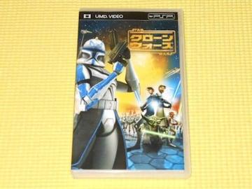 PSP★スター・ウォーズ クローン・ウォーズ UMD VIDEO