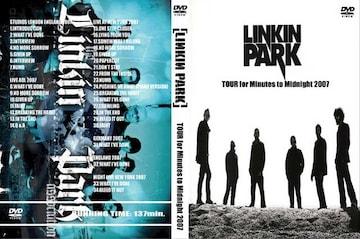 ≪送料無料≫LINKIN PARK TOUR MIDNIGHT 2007 リンキンパーク