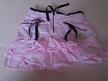110 elite ピンク ミニスカート