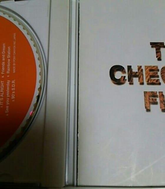 2枚組CD チェッカーズ FINAL 帯なし < タレントグッズの