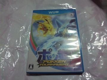 【Wii U】ポッ拳 ポケモン×鉄拳