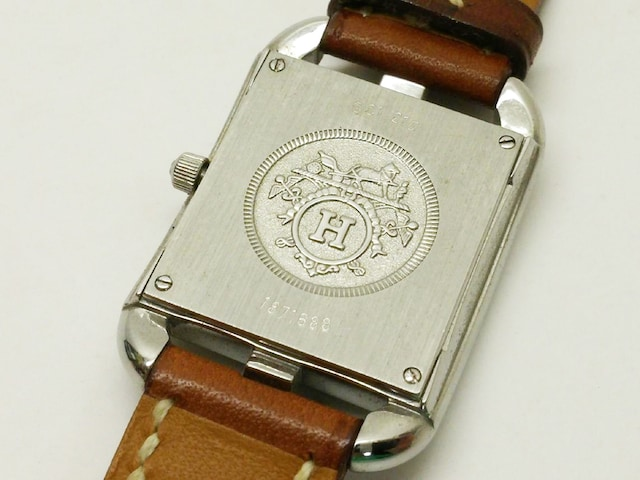 ☆HERMES☆エルメス ケープコッド CC1.210 腕時計