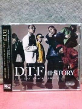 送料無料!D.T.F a.k.a DAY TRACK FAMILY