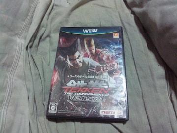 【WiiU】鉄拳 タッグトーナメント2