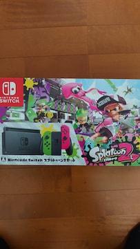 Nintendo Switch スプラトゥーンセット
